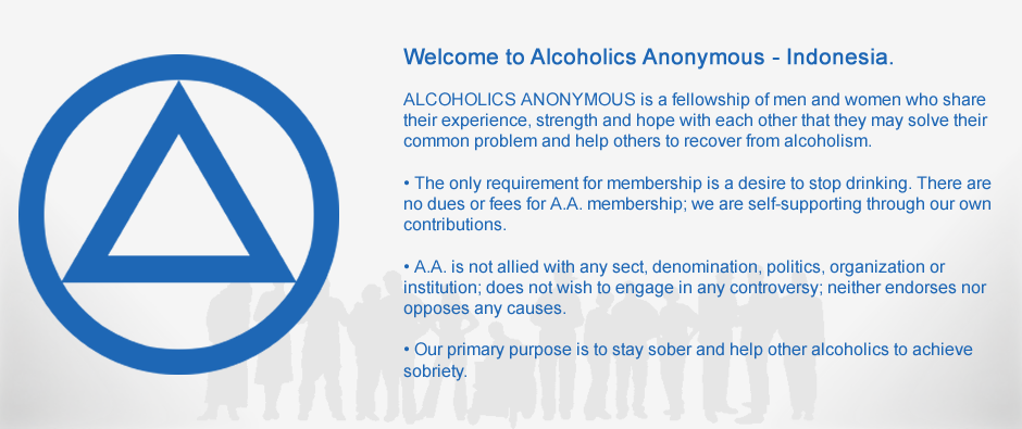 field study at alcoholics anonymous Background evidence indicates alcoholics anonymous (aa) can play a valuable role in recovery from alcohol use disorder while aa itself purports it aids recovery through spiritual practices and beliefs, this claim remains contentious and has been only rarely formally investigated.